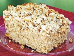 Геркулесового торта