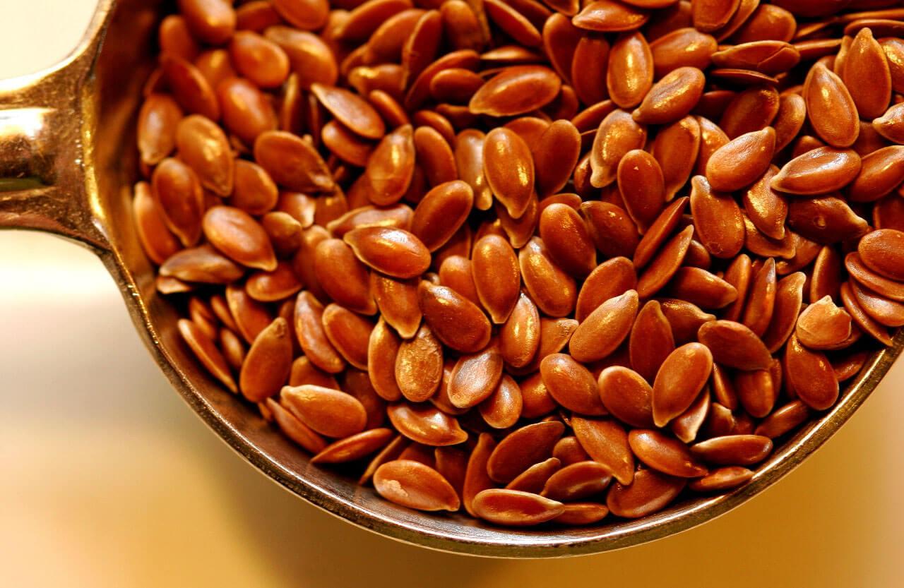 Как применять семя льна при гастрите с повышенной кислотностью