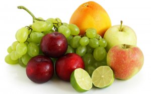 глюкоза в ягодах и фруктах