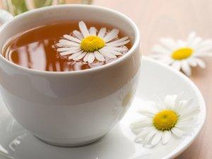 Чай с ромашки