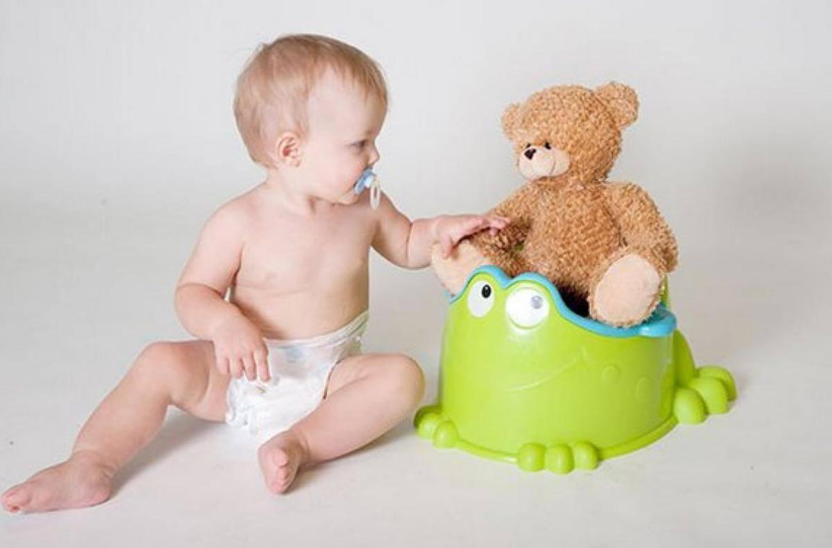У ребенка постоянные запоры: психологические и органические причины
