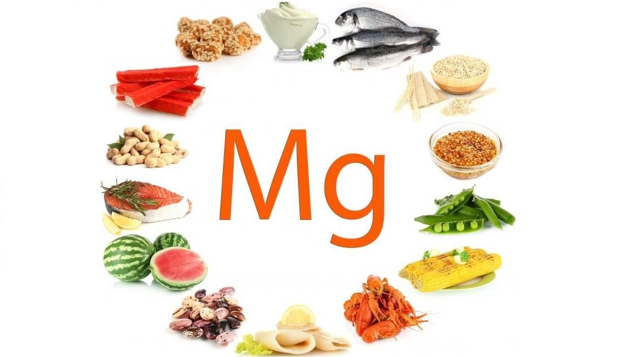 Продукты, богатые высоким содержанием магния и калия: знакомимся