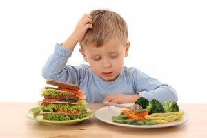 Диета при диареи у ребенка