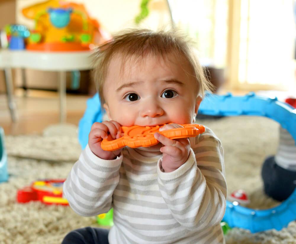 Понос у годовалого ребенка: симптомы и опасность