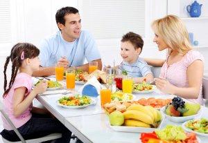 Неправильное детское питание