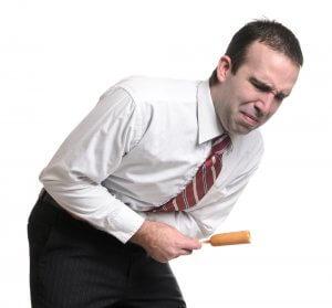 Причины, симптомы воспаления желудка и диета при рефлюкс-гастрите