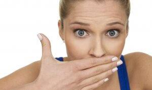 привкус железа во рту