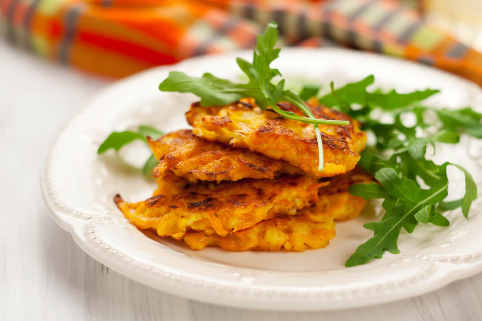 Морковные котлеты рецепт пошагово с овсянкой