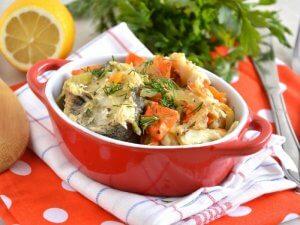 диетические блюда из минтая