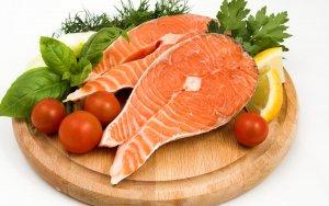 Диета на рыбе и овощах