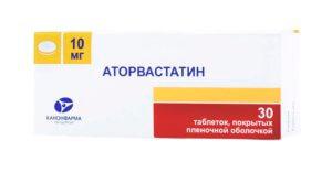 Препараты для снижения холестерина