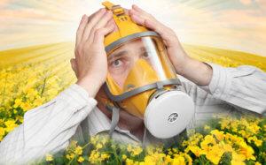 Первая помощь при аллергии в домашних условиях