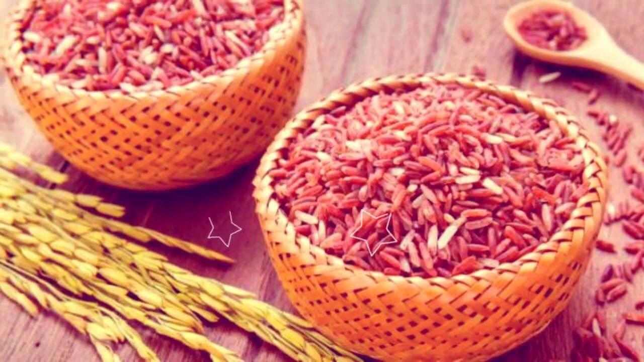 Чем полезен красный рис и как его приготовить