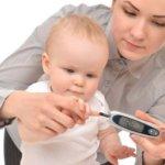 Норма глюкозы в крови у детей