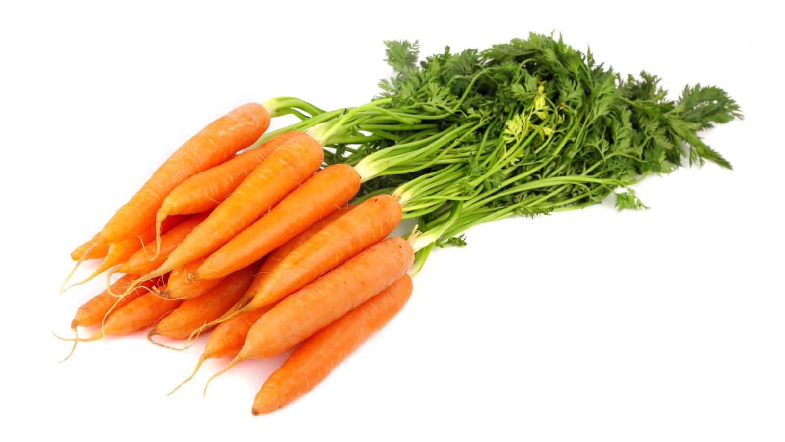Как правильно есть морковь, чтобы получить максимальную пользу