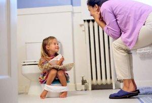 Понос у детей - симптом расстройства работы жкт