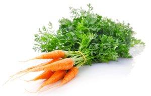Как правильно есть морковь