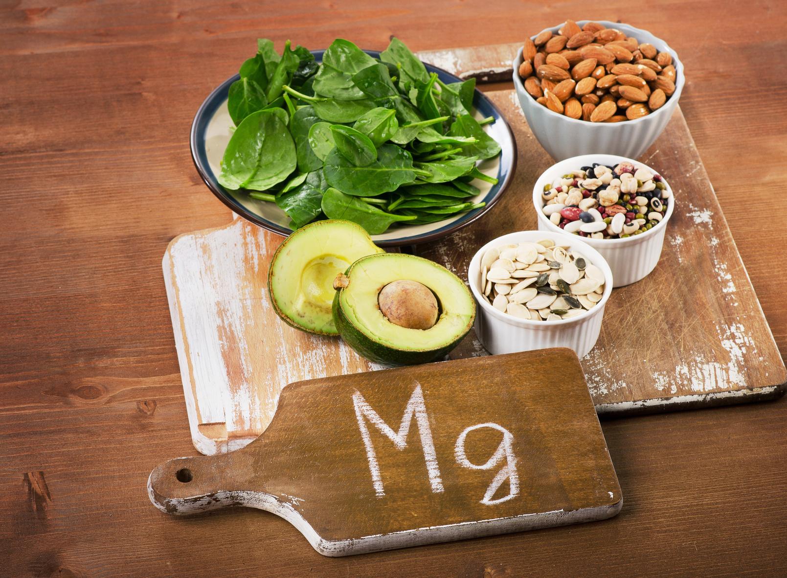 Азбука здорового питания: какие продукты богаты магнием