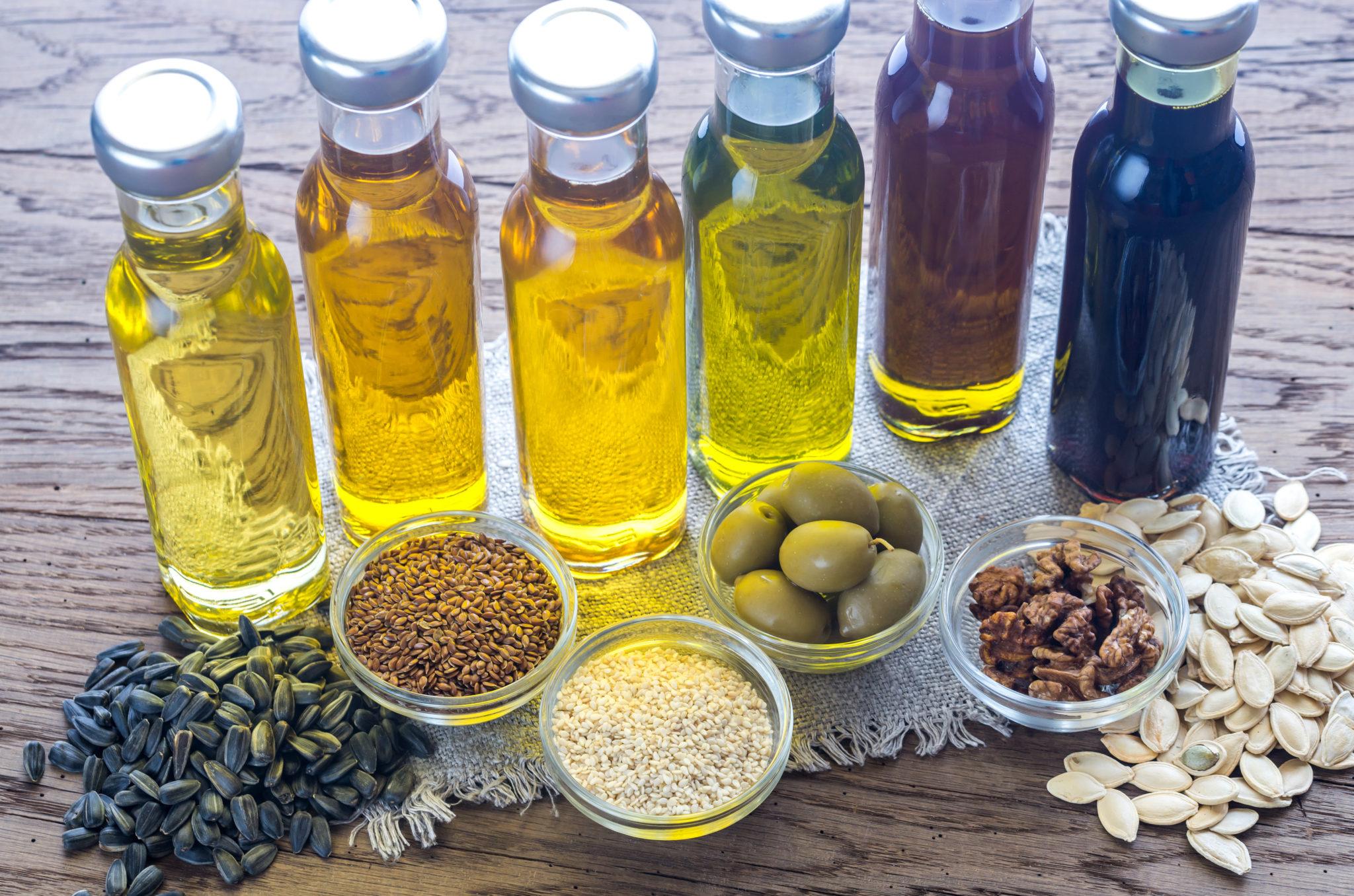 Как пить растительное масло от запоров