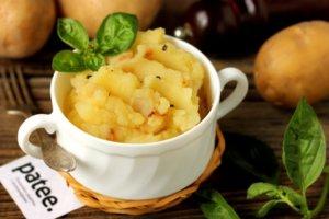 Сколько ккал в картофельном пюре