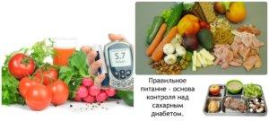 Стол №9: принципы диеты для диабетиков