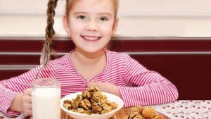 Польза грецкого ореха для детей