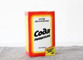 Вредна ли сода для желудка человека