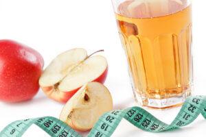 Вода с уксусом для похудения польза и вред