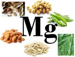 В каких продуктах находится магний и почему он требуется человеку