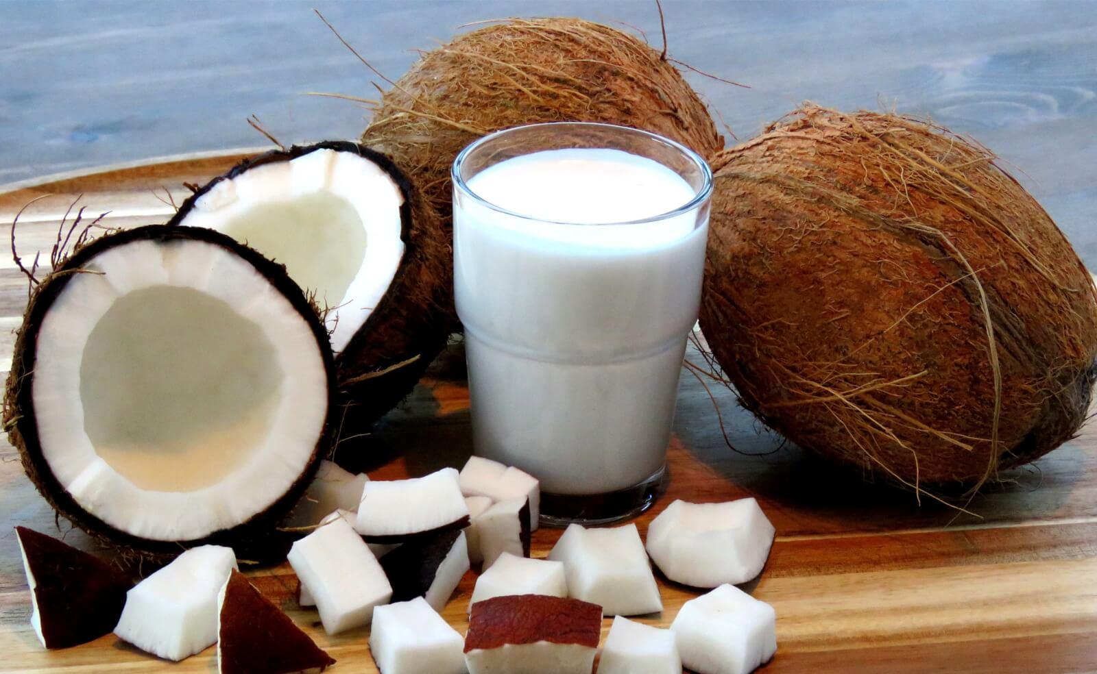 Кокосовое молоко калорийность, состав, свойства