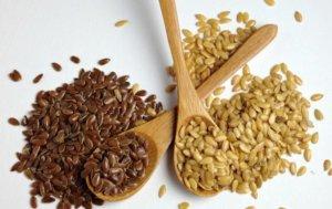 Семя льна при запорах — эффективные способы лечения