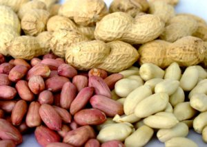 Орех арахис