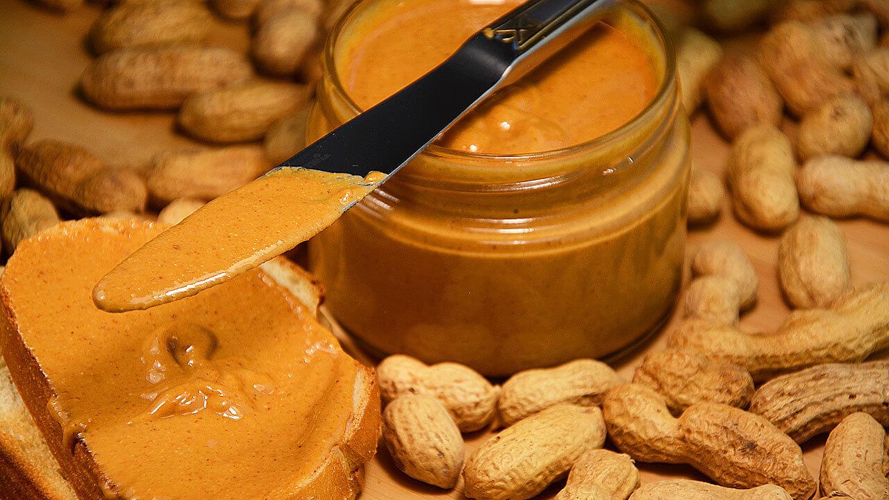 Арахисовая паста — состав, калорийность полезные и вредные свойства