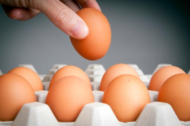Покупкая яиц