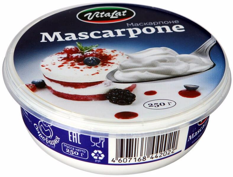 С чем едят сыр Маскарпоне, польза и вред продукта
