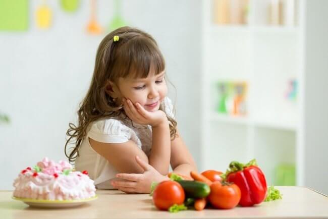 Овощи для ребенка