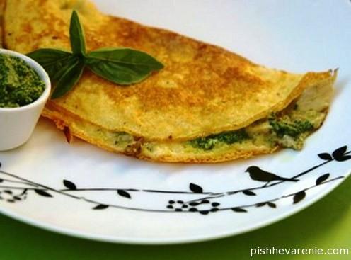 Считаем калорийность омлета и других «легких» блюд