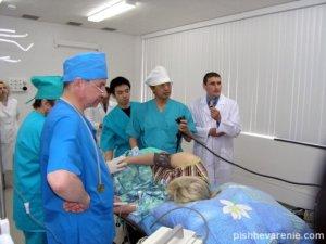 Колоноскопия требует правильной подготовки