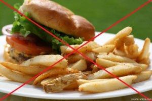 О жирной еде людям с заболеванием печени придется забыть!