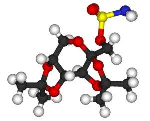 Топитрамат - сложное химическое соединение