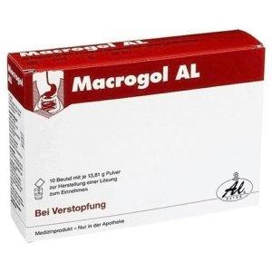 Макрогол подходит для подготовки к исследованиям (к колоноскопии)