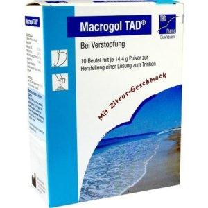 Макрогол - для элементарного очищения кишечника