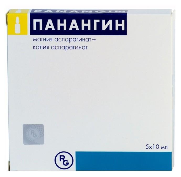 Панангин: инструкция по применению, как действует препарат?