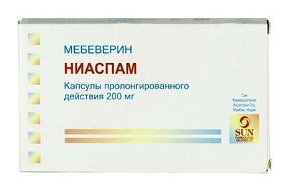Ниаспам, особенности применения препарата