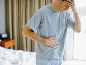 Боли в желудке могут быть очень сильными