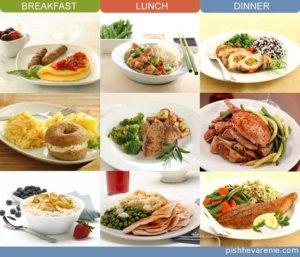 При панкреатите правильное питание - обязательное условие!
