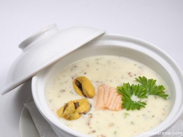 Сливочный крем суп. Его польза для пищеварения и секреты приготовления