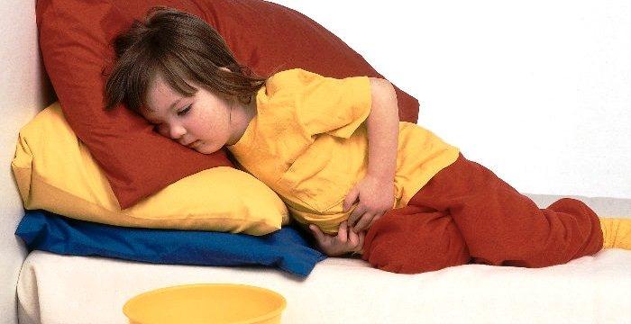 Восстановление после болезни: питание при кишечной инфекции у детей