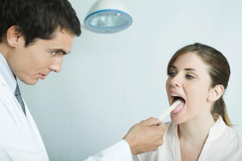 Симптомы рака языка, его лечение и причины возникновения