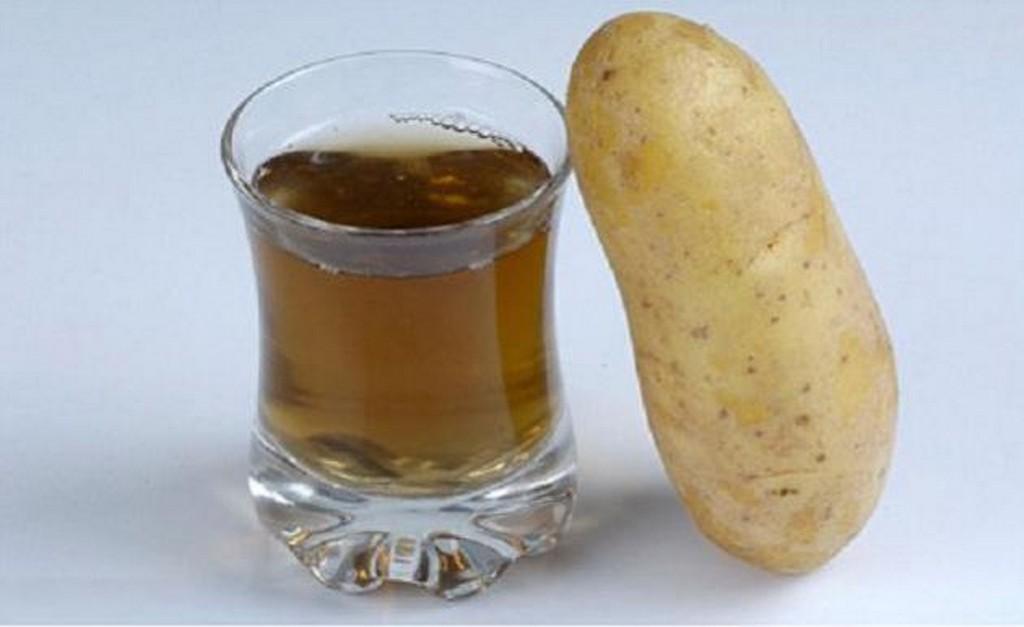 Картофельный сок при язве, методы народного лечения
